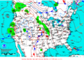 2012-04-13 Surface Weather Map NOAA.png