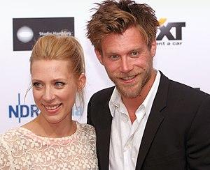 Ken Duken - Duken and Marisa Leonie Bach in 2012
