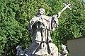 2013 Cierlicko Górne, Rzeźba św. Jana Nepomucena .jpg