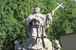 Sousoší svatého Jana Nepomuckého