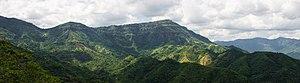 Phetchabun Mountains - Image: 2013 Phetchabun mountains