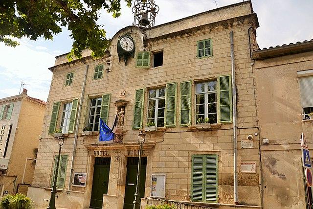 Hôtel des barons de Chabert