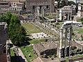 20160425 100 Roma - Foro Romano - Lapis Niger - View from Palatino (26454006170).jpg