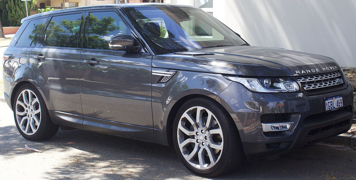 Land Rover Range Rover Sport — Википедия