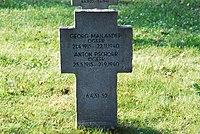 2017-09-28 GuentherZ Wien11 Zentralfriedhof Gruppe97 Soldatenfriedhof Wien (Zweiter Weltkrieg) (074).jpg