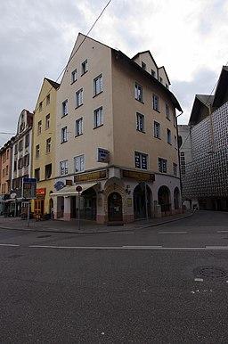 Steinstraße in Stuttgart