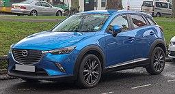 2017 Mazda CX-3 Sport NAV Automatic 2.0 Front