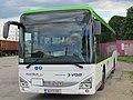 2018-06-19 (157) Iveco Crossway LE 12 Postbus at Bahnhof Herzogenburg.jpg