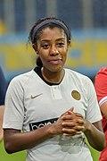 20180912 UEFA Women's Champions League 2019 SKN - PSG Ashley Lawrence 850 5449.jpg