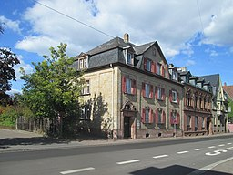 Poststraße in Sankt Ingbert