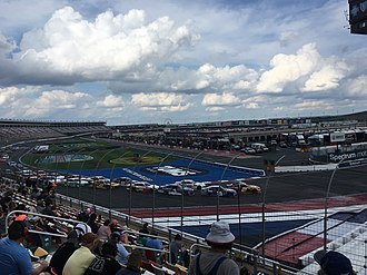 Drive for the Cure 200 - The 2018 Drive for the Cure 200, the first race held on the road course configuration