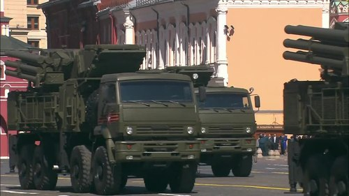 Файл:2018 Moscow Victory Day Parade. Part 3.ogv