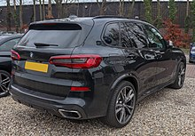2019 BMW X5 M50d Automatic 3.0 Rear.jpg
