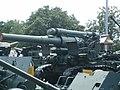 203-мм гаубіца Б-4, Площадка військової техніки.JPG