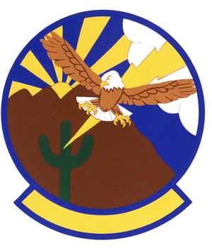 22d Tactical Air Support Training Squadron - Image: 22 Tactical Air Support Training Sq emblem