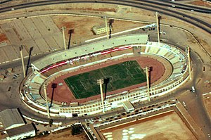 1982 African Cup of Nations - Image: 28 March Stadium Ben Taher 2007