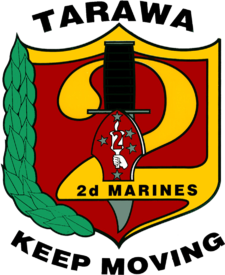 2nd Marine Regiment Logo