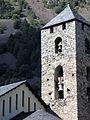 339 Sant Esteve (Andorra la Vella), campanar.JPG