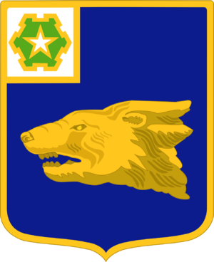 40th Infantry Regiment (United States) - Image: 40 Inf Rgt DUI