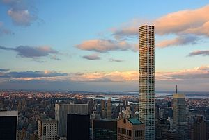 Lend Lease Group - Lendlease built the western hemisphere's tallest residential tower, standing at 425m tall.
