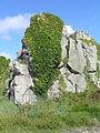 4653.Das Felsenmeer rings um das Pointe du Château - Côte de Granit Rose - commune Plougrescant ,Departement Côtes-d'Armor , Region Bretagne - Spaziergang - Steffen Heilfort.JPG
