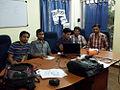 4First Odia Wikipedia Workshop, Bengaluru-6-3-2011.JPG