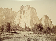 5. Cathedral rocks and spires, Yosemite valley.jpg