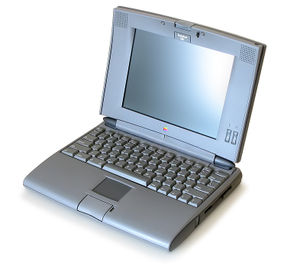 PowerBook - The PowerBook 540c
