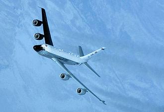 55th Wing - Wing RC-135 Cobra Ball