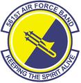 561 AF Band emblem.png