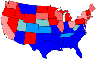 64th United States Congress - Image: 64 us house membership