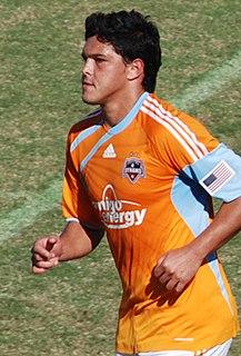 Luis Ángel Landín Mexican footballer