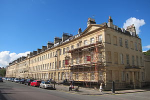 Great Pulteney Street - Image: 8 20 Great Pulteney Street