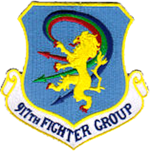 917th Fighter Group - Image: 917th Fighter Group Emblem