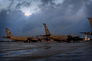 927th Air Refueling Wing - 927th Air Refueling Wing KC-135 Stratotankers