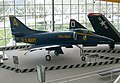 A-4F Skyhawk (Blue Angels), Seattle Museum Of Flight, Washington.jpg