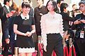 "A-chan & Nocchi (Perfume) ""We Are Perfume"" at Opening Ceremony of the 28th Tokyo International Film Festival (22416001942).jpg"