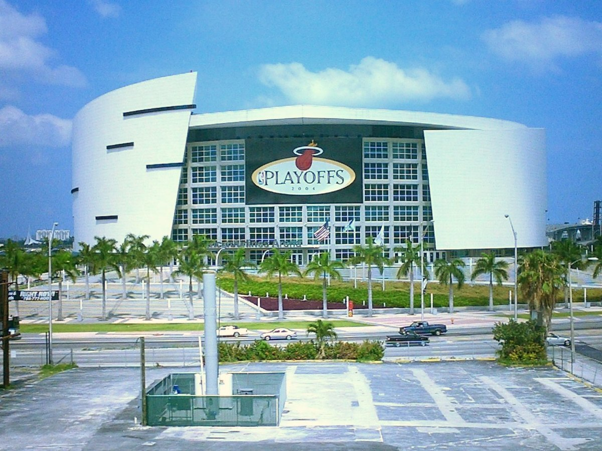 American Airlines Arena Wikipedia