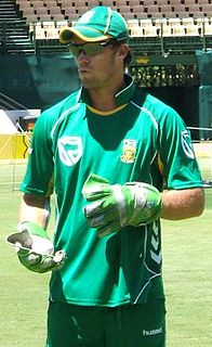 AB de Villiers South African cricketer