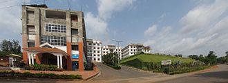 Moodabidri - Alvas Engineering College