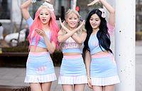 AOA Cream at a mini fan meeting in February 2016 01.jpg