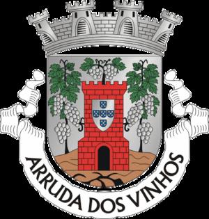 Arruda dos Vinhos - Image: ARV