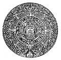 ASOM D069 Aztec calendar stone.jpg