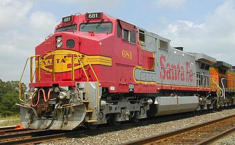 Atchison Topeka And Santa Fe Railway Wikipedia