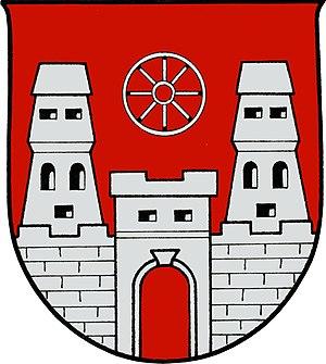 Salzburg (state) - Image: AUT Radstadt COA