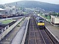 A class 24 arrives at Rothes.jpg
