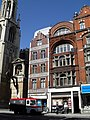 A fine April day in Fleet Street - geograph.org.uk - 1802775.jpg