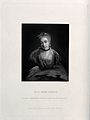A portrait of Miss Kitty Fisher. Mezzotint by C. Tomkins aft Wellcome V0038972.jpg