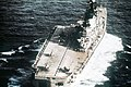 A stern view of the Soviet guided missile vertical take-off and landing (VTOL) aircraft carrier KIEV underway - DPLA - 7aecf6b9a73fe3fb185b4238d1c3787b.jpeg