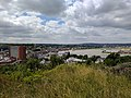 A view of Fort Amherst & the River Medway.jpg